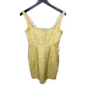 Cynthia Cynthia Steffe Yellow Sunflower Dress